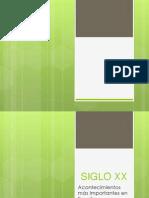 Siglo Xx PDF