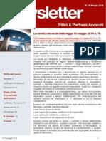 Newsletter T&P N°79