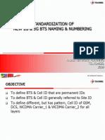 Bts Naming & Numbering Standardization_rev 2011
