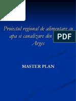 Master Plan Judet Arges
