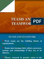 Teams & Teamwork
