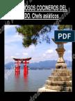 26 Chefs Asiaticos