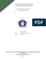 Laporan Praktikum Metode Numerik 1