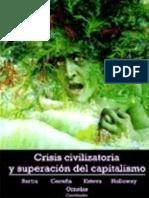 Crisis Civilizatoria y superación del Capitalismo