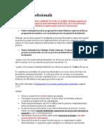 Informatii Practică profesională FLLS