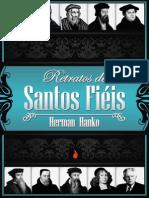 eBook Retratos de Santos Fieis