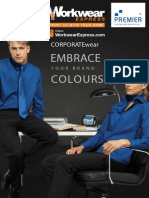 Corporate clothing from Workwear Express
