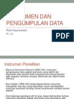 Instrumen dan Pengumpulan Data-Pt.10.pptx