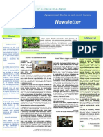 Newsletter Maio14