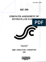 394_Strength_assessment of Pitted Plate Panels