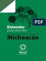 México Evalúa - Michocán
