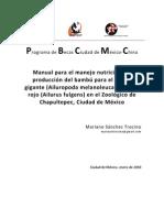 Manualparaelmanejonutricionalyproducciondelbambuparaelpandagigante.pdf