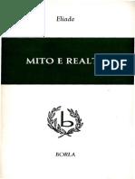 Mito e Realtà - Miercea Eliade