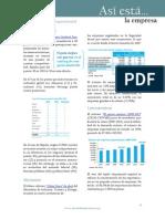 Nuevos Avances en Competitividad (Así Está La Empresa... Mayo 2014) Círculo de Empresarios