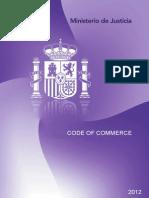 Code of Comerce (Codigo de Comercio)