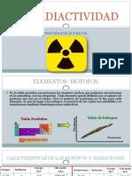 La Radiactividad