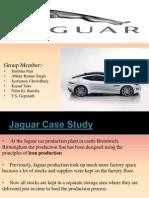 operations- jaguar ppt