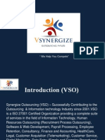 VSynergize Outsourcing Pvt Ltd