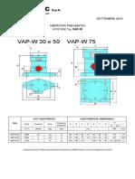 Vibratori Pneumatici VIMEC VAP-W