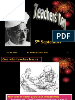Teacher s Day 2013