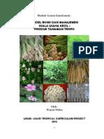 MK Model Bisnis Dan Manajemen Produk Tanaman Tropis