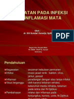 Kegawatan Pada Infeksi Dan Inflamasi Mata Dr Siti Sundari Sutedja Spm