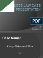 Business Law Case1