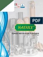 Catálogo Haenke Tubos Flexíveis