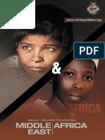 Africa & Middle East - Minhaj Welfare Foundation 2013