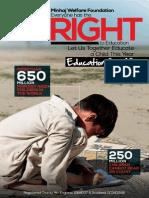 Education for All - Minhaj Welfare Foundation 2014