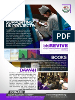 Let's Revive - Minhaj Welfare Foundation 2014