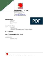 Unnatti Methodology and Quality Procedure (Repaired)