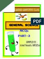 Gen Science Mcqs e Book Part-3