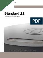 Standard 22 Gyro Broucher