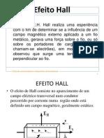 Efeito Hall