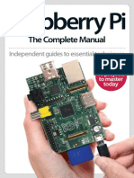 Raspberry Pi the Complete Manual - 2014 UK