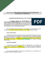 Is Dg 02-2012- Crema 2ªetapa Execução - Vigente