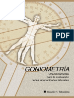 Goniometria LIBRO