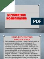 Diplomatska komunikacija