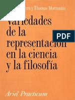 Mormann, Thomas - La Variedades de La Representacion