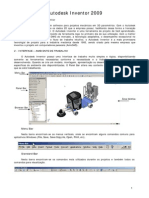 Apostila Completa - Autodesk Inventor 2009 Doc