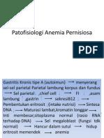 Patofisiologi Anemia Pernisiosa
