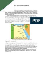 Egipt - caracterizare complexa