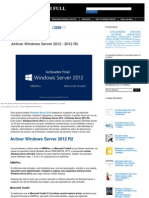 Activar Windows Server 2012 - 2012 r2 _ Programas Web Full