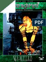 [Mundo de Tinieblas] [Novelas de Clan 03] Fleming, Gherbod - Gangrel (r1.1)