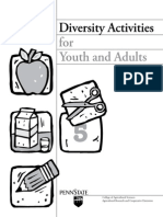 Diversity Activities for Youth and Adults