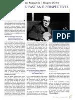 Articolo su Fine Music Magazine - GIU 2014