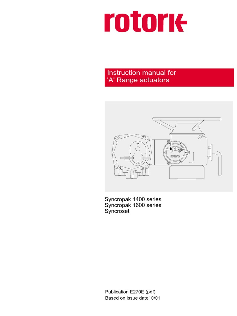 rotork iq3 full configuration manual