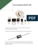 Chequeo de Transistores Bipolares, MosFET e IGBT