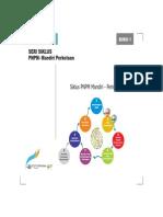 Buku 1 Siklus PNPM MP